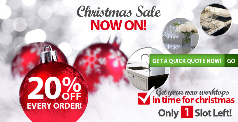 Granite christmas sale now on